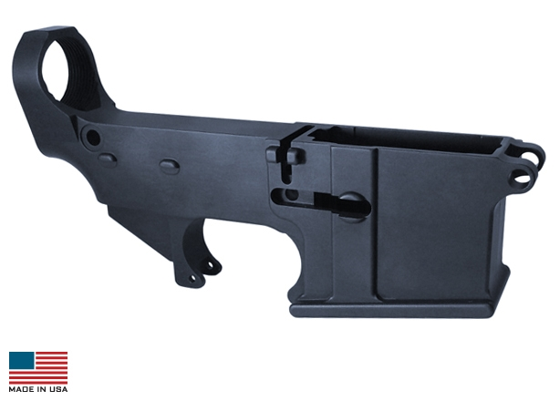 Billet 80% KE-15 Lower (Anodized) - 1-50-01-003