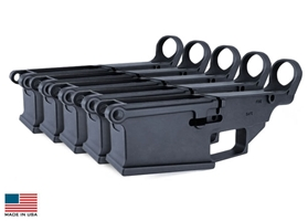 Billet 80% KE.308 Lower 5-Pack (Anodized)