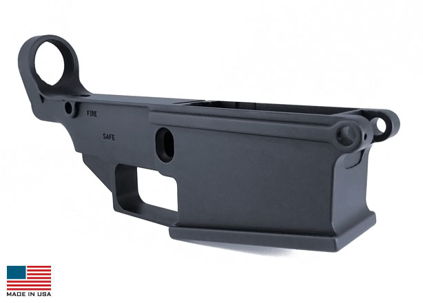 Billet 80% KE.308 Lower (Anodized) - 1-50-02-003