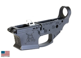 Billet KE-9 Lower Ambi Mag Release (Stripped)  BLEM