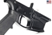 Billet KE-9 Lower Complete with Match Trigger and Ambi Selector - 1-50-01-064