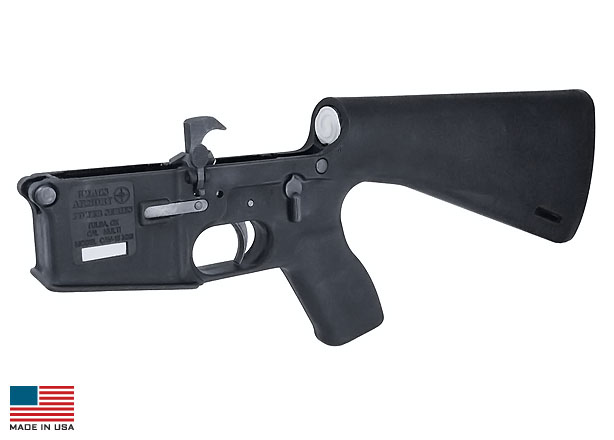 KE Arms - CAV-15 MKII Complete Lower Receiver #1-61-01-002