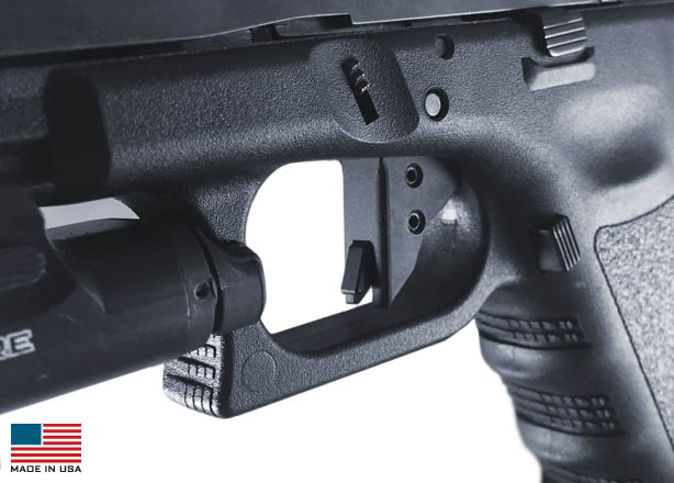 KE Arms - Carry Trigger for Glock (Flat) Shoe Only #1-50-20-001