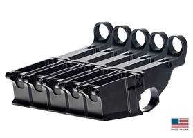 Forged 80% KE.308 Lower 5-Pack (Anodized)