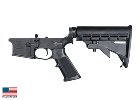 KE-15 Complete Lower Receiver (Billet)