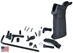KE Arms AR-15 Drop-In Lower Receiver Parts Kit  - 1-50-01-342