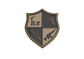 KE Arms Multigun Patch