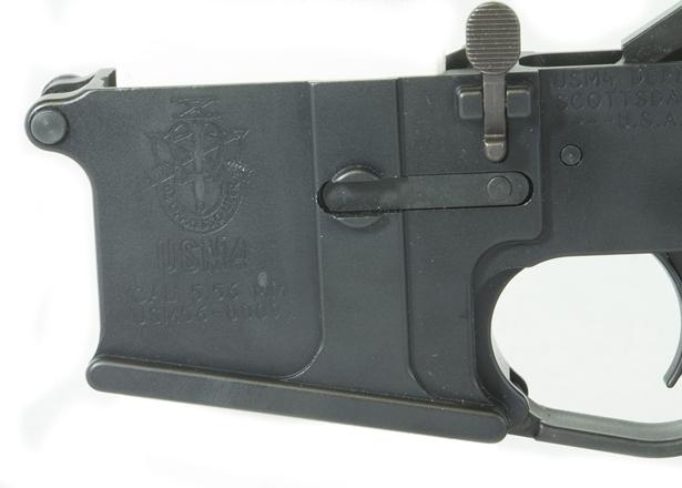 ke arms usm4 billet complete lower receiver 1 56 01 100