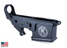 AR-15 GOA Billet Stripped Lower (Spartan)