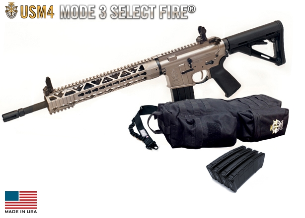 "USM4 Mode 3 Select Fire® 16"" Rifle (NP3) - 1-56-05-400"