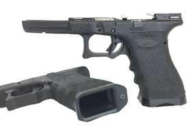 Compact 9mm Glock Frame W/ KE Upgrades